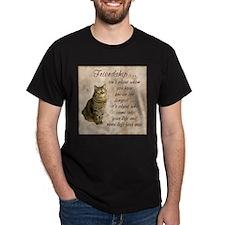 Friendship - Cat T-Shirt
