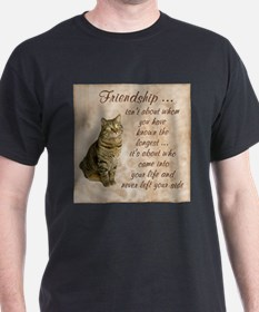 Friendship - Cat T-Shirt