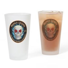 Legion of Evil Psychiatrists Drinking Glass