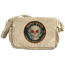 Legion of Evil Psychiatrists Messenger Bag