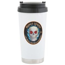 Legion of Evil Receptionists Travel Mug
