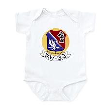 VAW 33 Knighthawks Infant Bodysuit