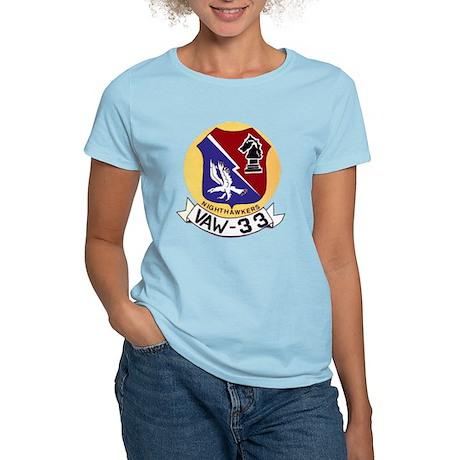VAW 33 Knighthawks Women's Light T-Shirt