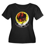 VAW 11 Early Elevens Women's + Size Scoop Neck Tee
