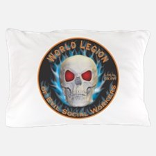 Legion of Evil Social Workers Pillow Case