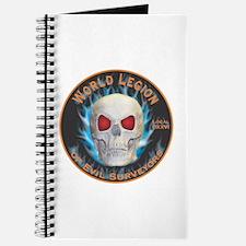 Legion of Evil Surveyors Journal