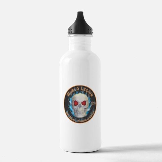 Legion of Evil Therapists Water Bottle