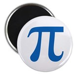 Pi Symbol Magnet