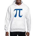 Pi Symbol Hooded Sweatshirt