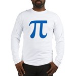Pi Symbol Long Sleeve T-Shirt