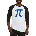 Pi Symbol Baseball Jersey