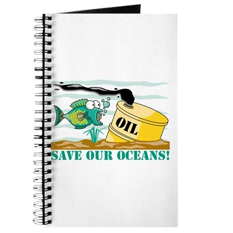 Save Our Oceans Journal