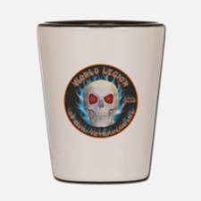Legion of Evil Veterinarians Shot Glass