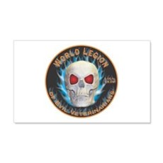 Legion of Evil Veterinarians Wall Decal