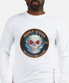 Legion of Evil Welders Long Sleeve T-Shirt