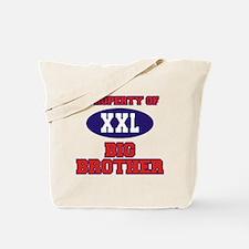 Property Of Big Brother Tote Bag