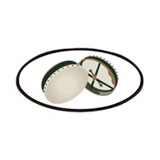 Irish Bodhran Drums Patches