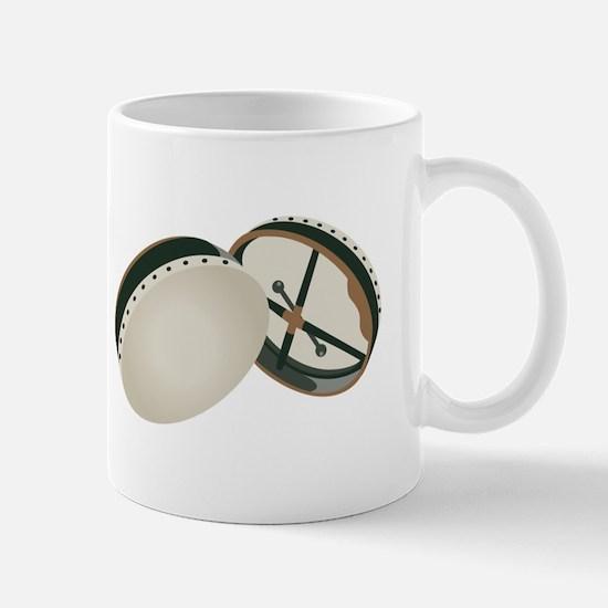 Irish Bodhran Drums Mugs