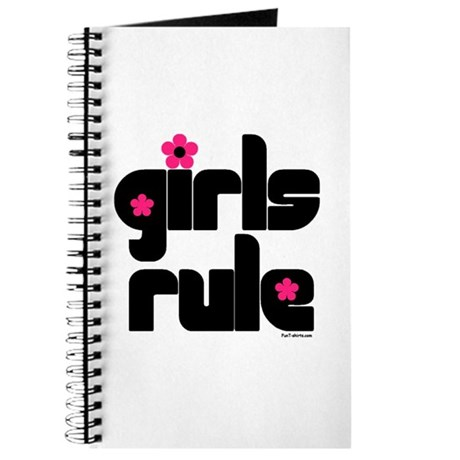 Girls Rule Journal