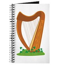 Celtic Harp Instrument Journal