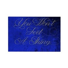 You Wont Feel A Thing-Blue Magnets