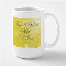 You Wont Feel A Thing-yellow Mugs