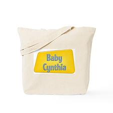 Baby Cynthia Tote Bag