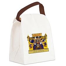 Maxfield Parrish Ad Illustration Canvas Lunch Bag