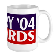 Kerry-Edwards 2004 Mug