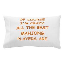 MAHJONG2 Pillow Case