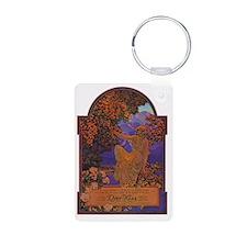 Maxfield Parrish Perfume A Keychains