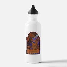 Maxfield Parrish Djer Kiss Ad Water Bottle