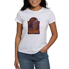 Maxfield Parrish Djer Kiss Ad T-Shirt