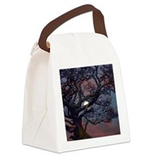 Moonlight Madness Canvas Lunch Bag