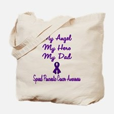 Unique Pancreatic cancer awareness Tote Bag