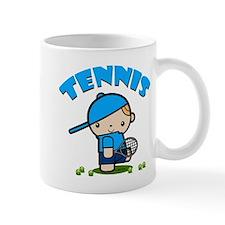 Tennis Boy (2) Mug
