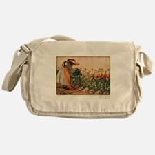 Mary Mary Quite Contrary Messenger Bag