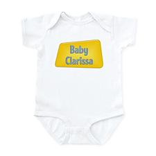 Baby Clarissa Infant Bodysuit