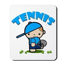 Tennis Boy (2) Mousepad