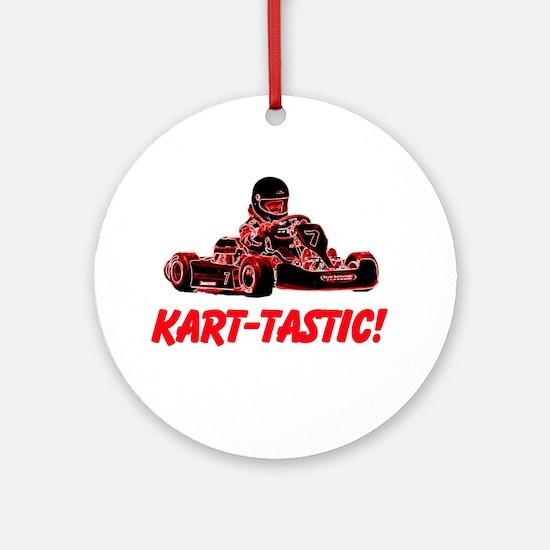 Kart-Tastic! Ornament (Round)