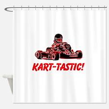 Kart-Tastic! Shower Curtain