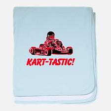 Kart-Tastic! baby blanket