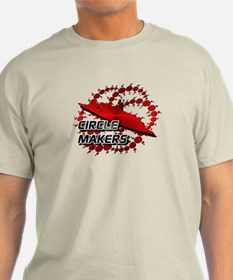 Circle Makers Red T-Shirt
