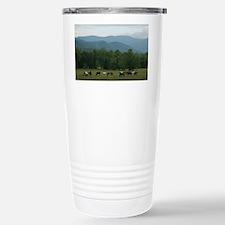 Horses of Cades Cove Travel Mug