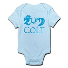 Colt 2014 Cute Baby Horse Infant Bodysuit