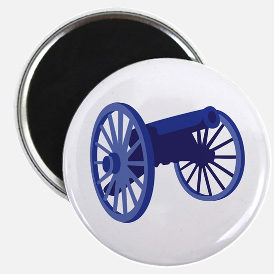 Civil War Cannon Magnets