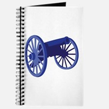 Civil War Cannon Journal