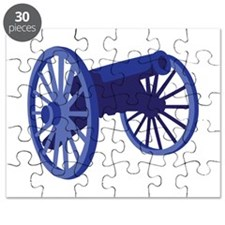 Civil War Cannon Puzzle