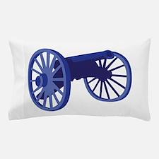 Civil War Cannon Pillow Case