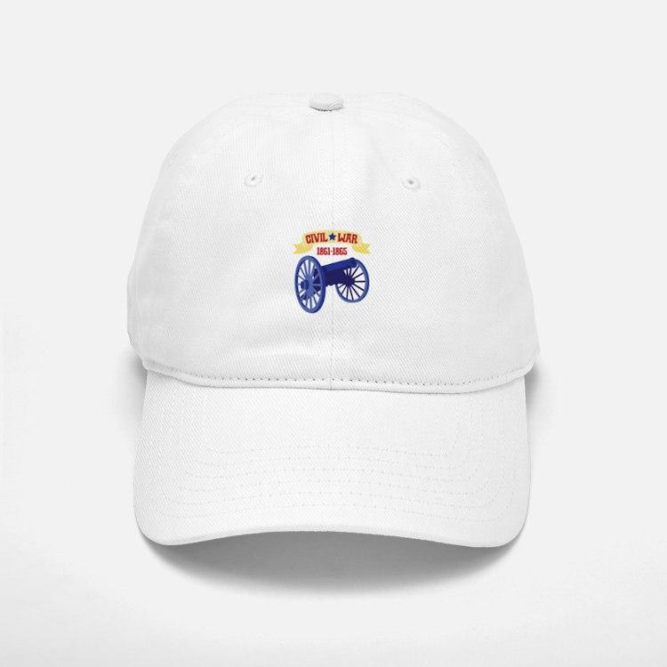 CIVIL*WAR 1861-1865 Baseball Baseball Baseball Cap